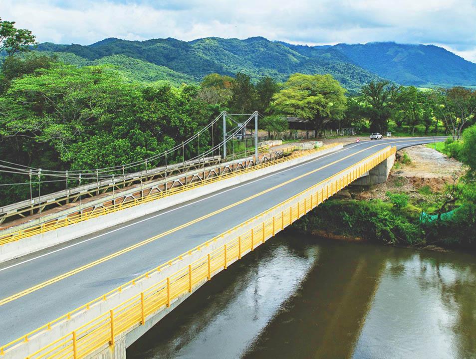 CASS - Puente San Pedro, Caquetá