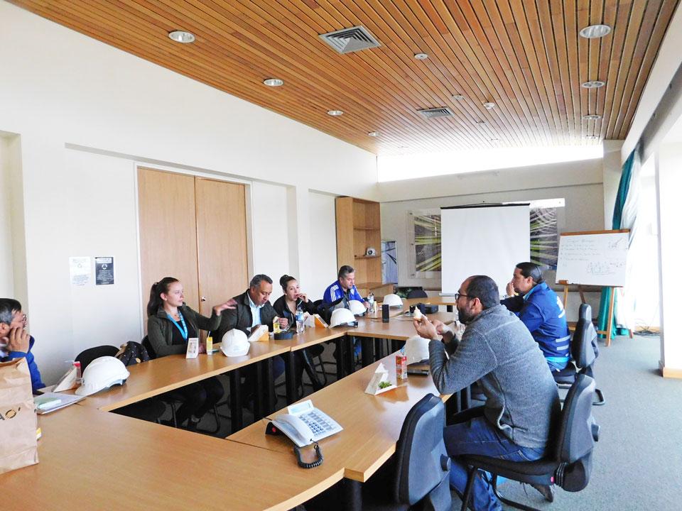 Mesa de Coordinación Interinstitucional