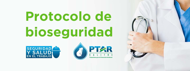Curso Protocolo Bioseguridad